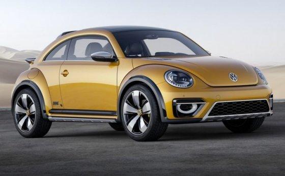 """""""Volkswagen"""" nuotr./""""Beetle Dune"""""""