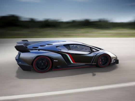 """Lamborghini"" nuotr./Pirmasis ""Lamborghini Veneno"""