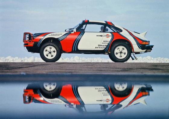 """""""Porsche"""" nuotr./""""Porsche 911 SC Safari"""""""