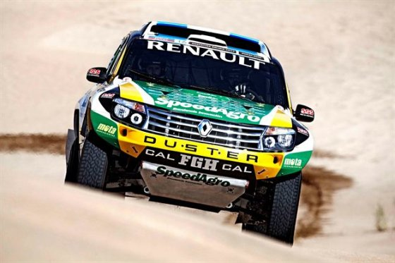 """""""Renault"""" nuotr./""""Renault Duster 4x4"""""""