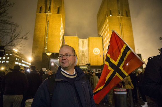 """AFP/""""Scanpix"""" nuotr./Demonstracijos Vokietijoje"""