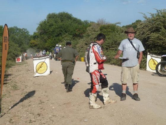 Artūro Šmarlovskio nuotr./Dakaro ralis 2013