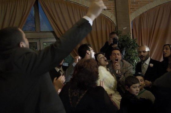 """Filmo """"Neapolio dainos"""" kadras"""