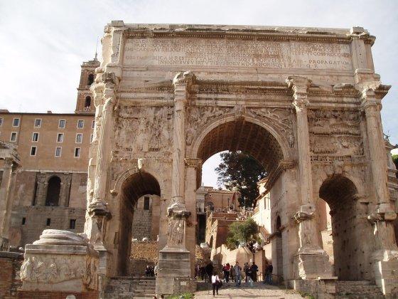 Septimijaus arka