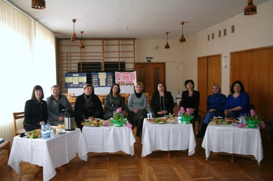 Pirmasis Lietuvos ikimokyklinių įstaigų susitikimas Šiauliuose 2012 m.