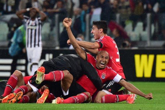 """Scanpix"" nuotr./Švenčianti ""Benfica"""