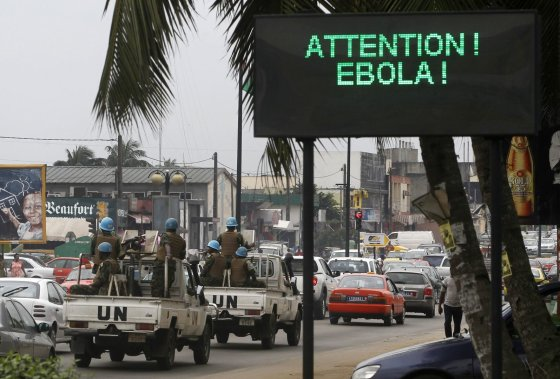 """""""Reuters""""/""""Scanpix"""" nuotr./Ebolos virusas"""