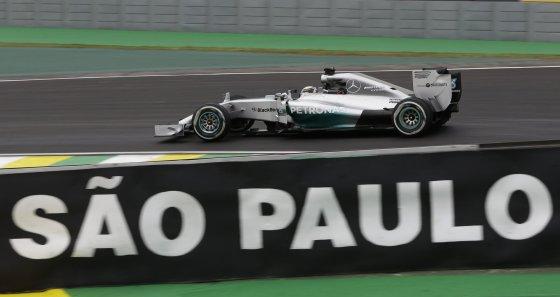 """Scanpix""/AP nuotr./Lewisas Hamiltonas"