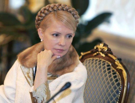 "AFP/""Scanpix"" nuotr./Julija Tymošenko"