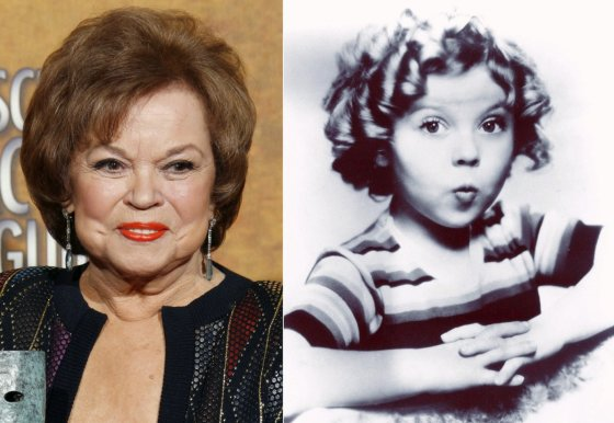 """Scanpix""/""Reuters"" ir AFP nuotr./Shirley Temple"