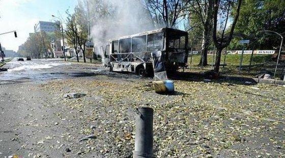 unian.net nuotrauka/Per apšaudymus Donecke trečiadienį žuvo 10 žmonių