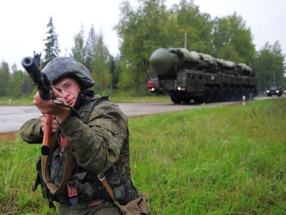 """ITAR-TASS/""""Scanpix"""" nuotr./Rusijos karys"""