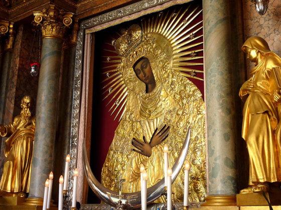 Aušros vartų Švnč. Mergelė Marija