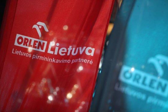 "(Algirdo Venskaus nuotr.)/2013 m. ""ORLEN Lietuva Classic Rally"" akimirka"