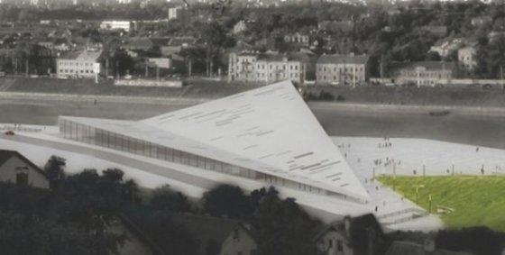 Kauno kongresų rūmų vizija