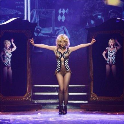 """Instagram"" nuotr./Britney Spears"