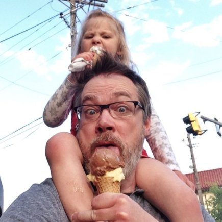 """Instagram"" nuotr./Dave'as Engledow su dukra Alice Bee"