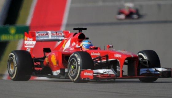 F-1 lenktynės Ostine