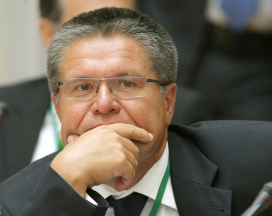 """AFP/""""Scanpix"""" nuotr./Rusijos ekonomikos ministras Aleksejus Uliukajevas"""