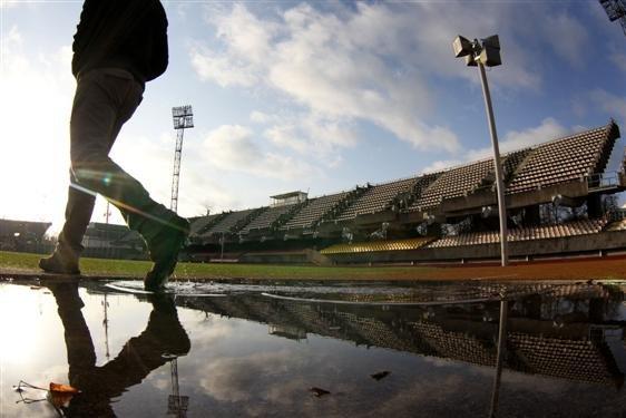 Eriko Ovčarenko / 15min nuotr./Rekonstravus S.Dariaus ir S.Girėno stadioną, jame galėtų vykti aukščiausio lygio futbolo rungtynės.