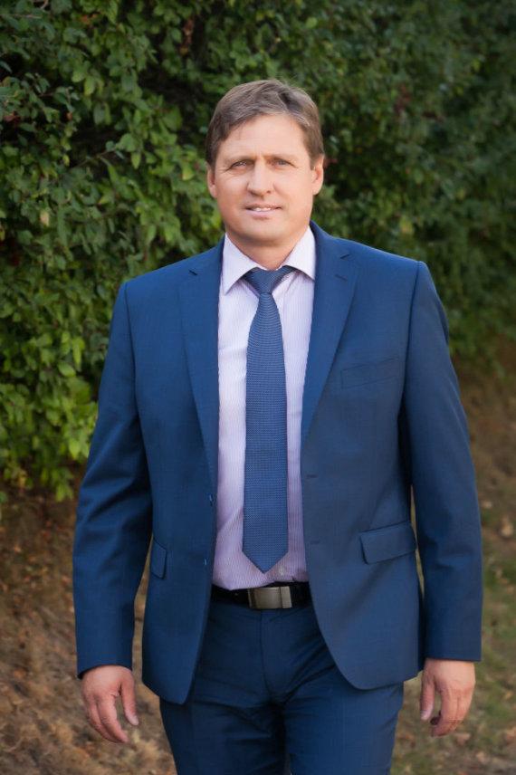"""Užsakovo nuotr./""""Toksikos"""" generalinis direktorius Arūnas Dirvinskas"""