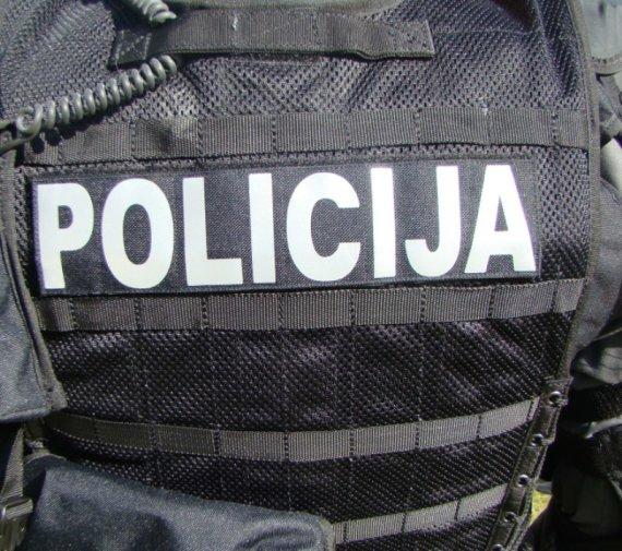 Policijos nuotr./Policija