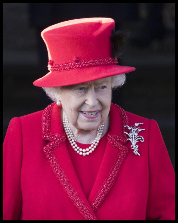 """""""Scanpix"""" nuotr./Elizabeth II"""