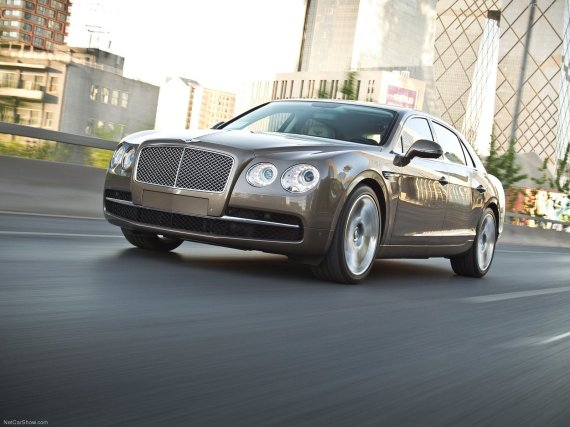 "5. ""Bentley Flying Spur"""