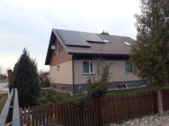 Asmeninė nuotr./Saulės energijos panaudojimu domisi vis daugiau lietuvių