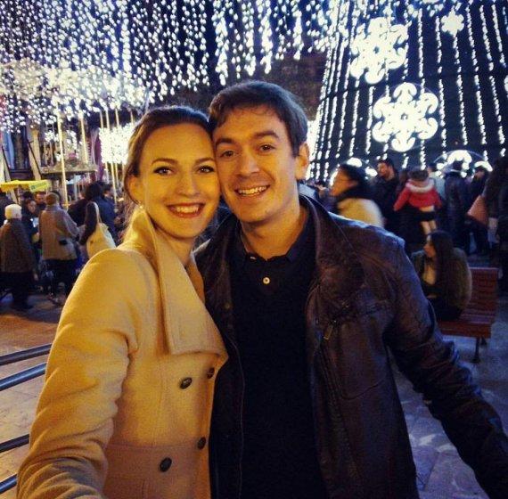 Asmeninio archyvo nuotr./Kristina ir Ivanas