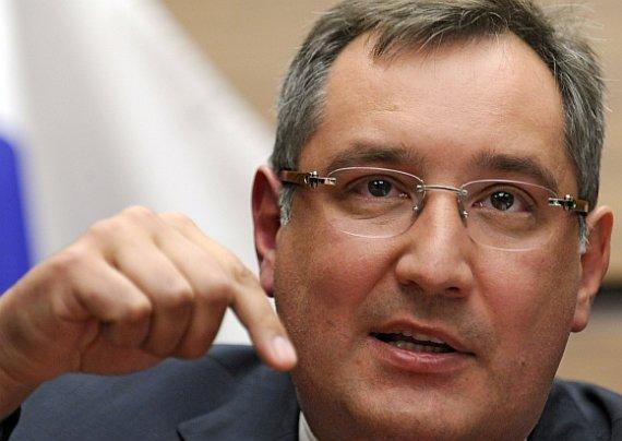 "AFP/""Scanpix"" nuotr./Dmitrijus Rogozinas"