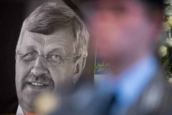 """AFP/""""Scanpix"""" nuotr./Walterio Luebcke portretas"""
