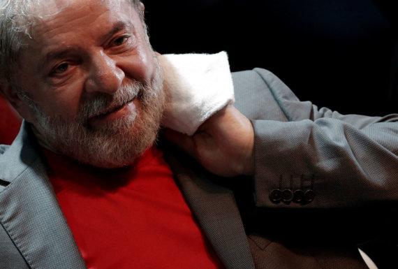 """Reuters""/""Scanpix"" nuotr./Luizo Inacio Lula da Silva"