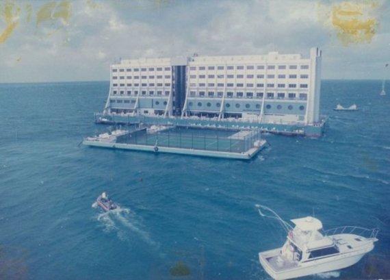 """""""Barrier Reef Resort"""" nuotr./""""Four Seasons Barrier Reef Resort"""""""