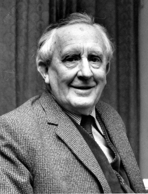 """Scanpix""/AP nuotr./J.R.R.Tolkienas"