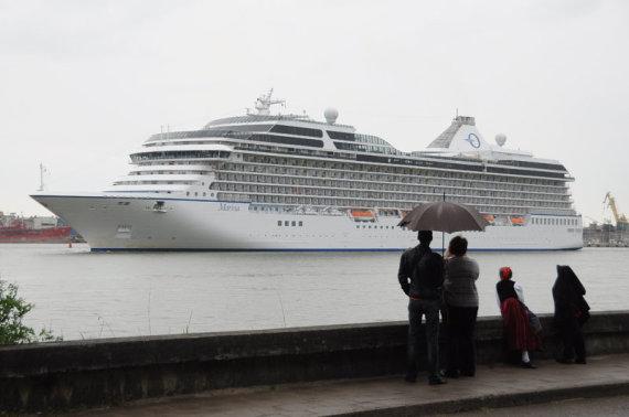 "Ve.lt nuotr./Kruizinis laivas ""Marina"""