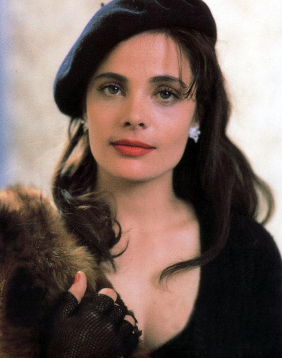 """Scanpix"" nuotr./Marie Trintignant filme ""Moterų byla"" (1988 m.)"