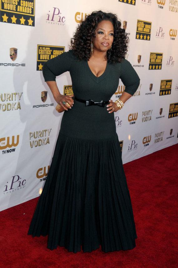Vida Press nuotr./Oprah Winfrey