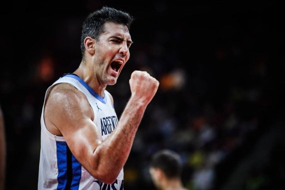 FIBA nuotr./Luisas Scola