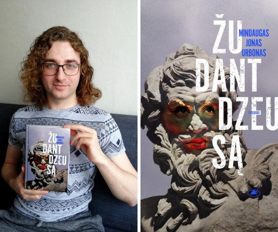 """Leidyklos nuotr./Mindaugas Jonas Urbonas """"Žudant Dzeusą"""""""