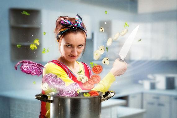 """""""Shutterstock"""" nuotr./Namų šeimininkė"""