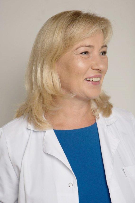 Partnerio nuotr./Gydytoja dietologė dr. Edita Gavelienė