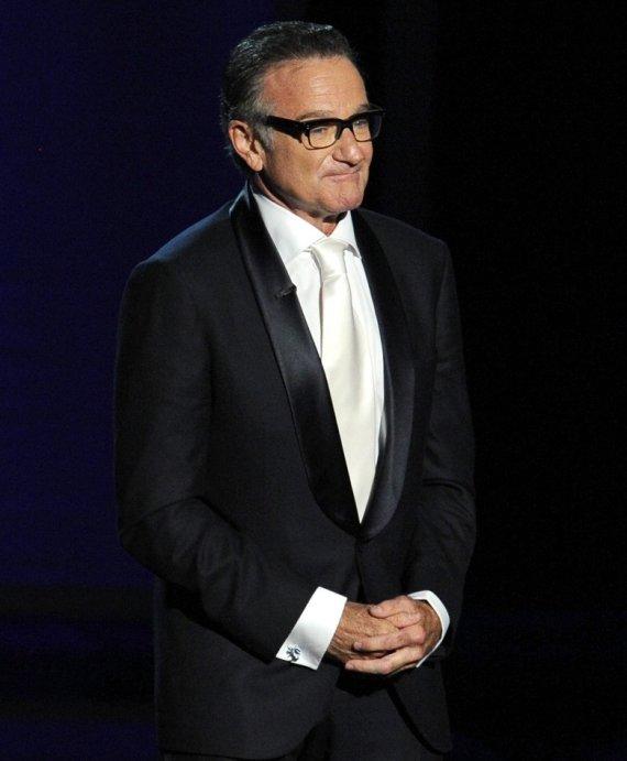 """AFP/""""Scanpix"""" nuotr./Robinas Williamsas (2013 m.)"""