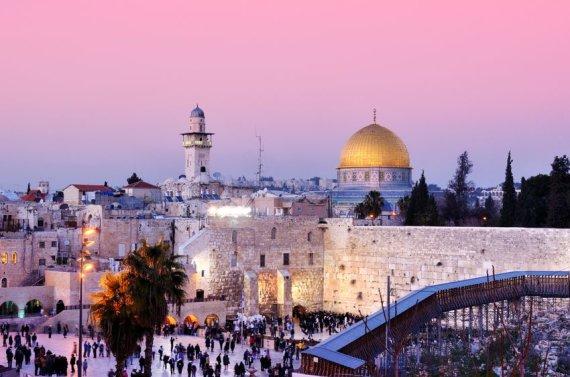 123rf.com nuotr./Jeruzalė