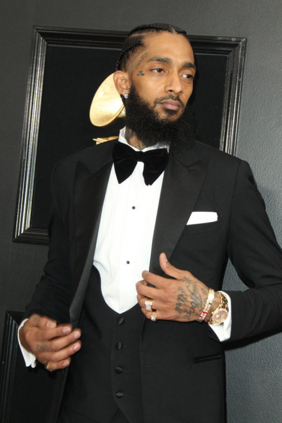 """Scanpix"" nuotr./Reperis Nipsey Hussle'as"