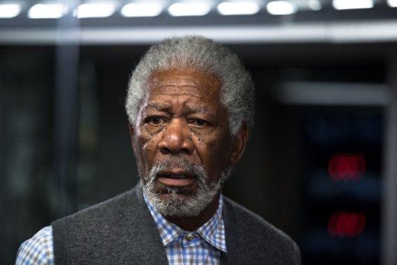 """""""ACME Film"""" archyvo nuotr./Morganas Freemanas"""