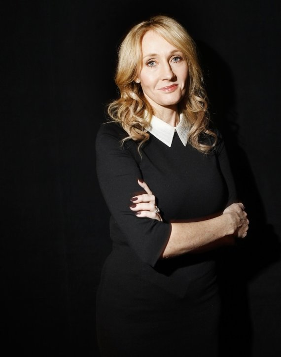 """Reuters""/""Scanpix"" nuotr./J.K. Rowling"