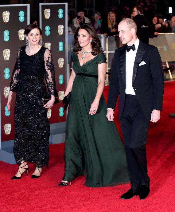 """Scanpix""/""PA Wire""/""Press Association Images"" nuotr./Kate Middleton ir princas Williamas"