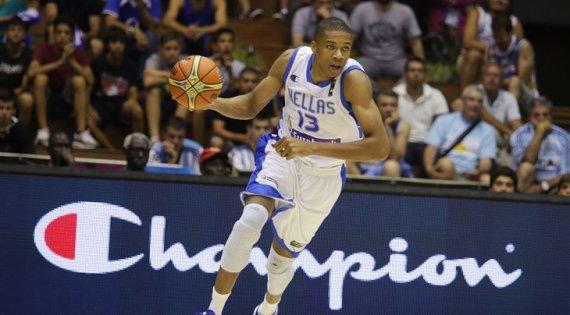 FIBA nuotr./Giannis Antetokounmpo