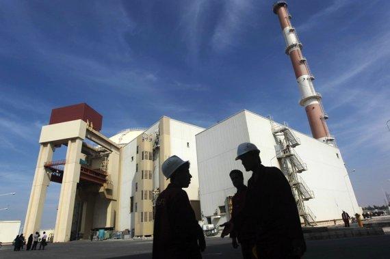 Reuters/Scanpix nuotr./Bušero branduolinė elektrinė